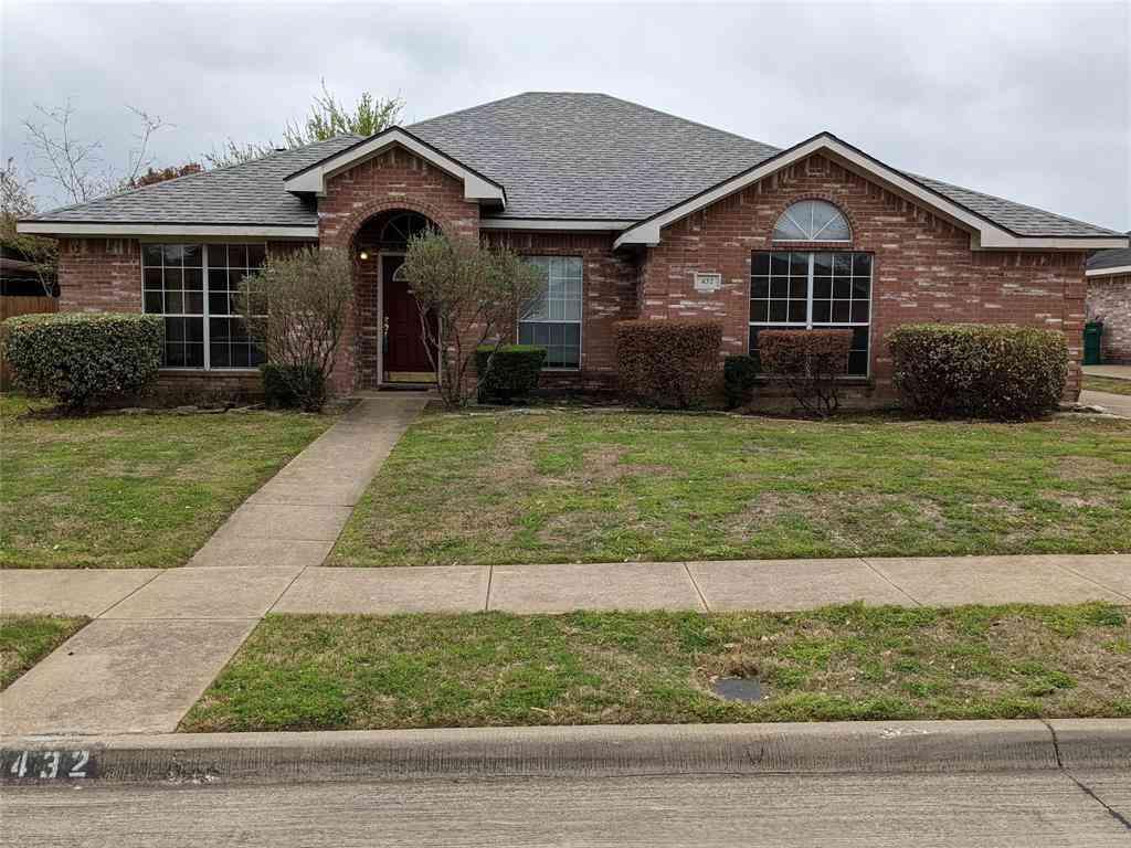 432 Overland Trail, Cedar Hill, TX, 75104,