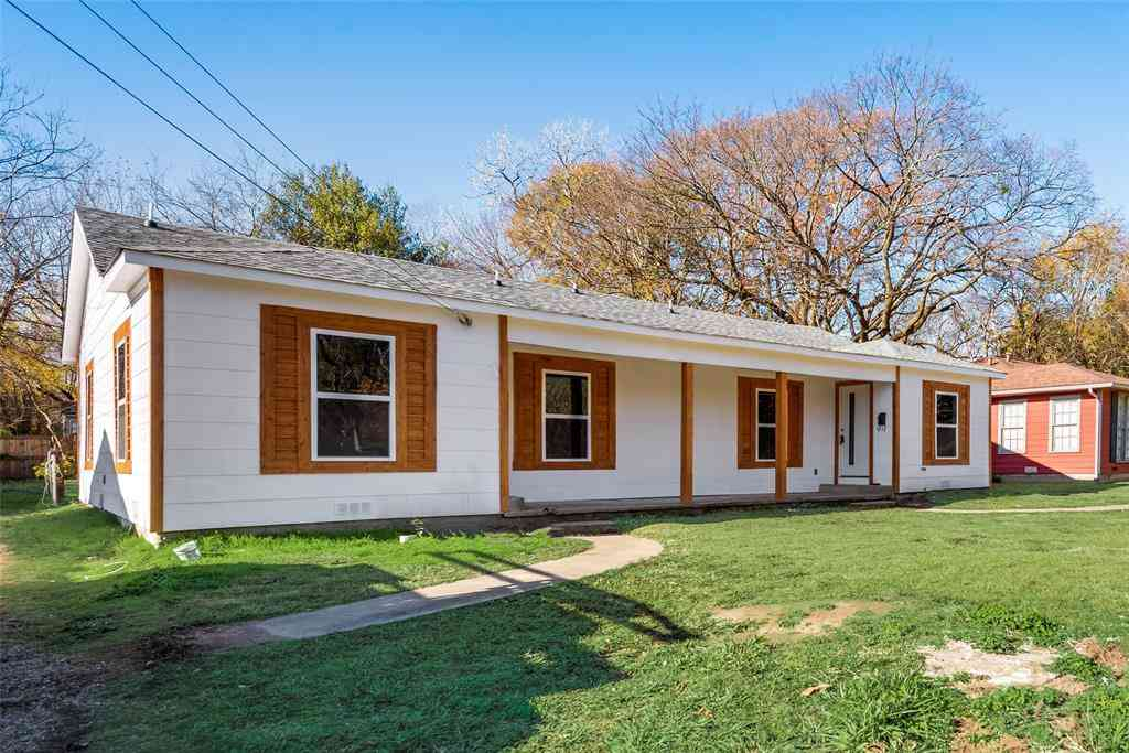 405 Maple Drive, Terrell, TX, 75160,