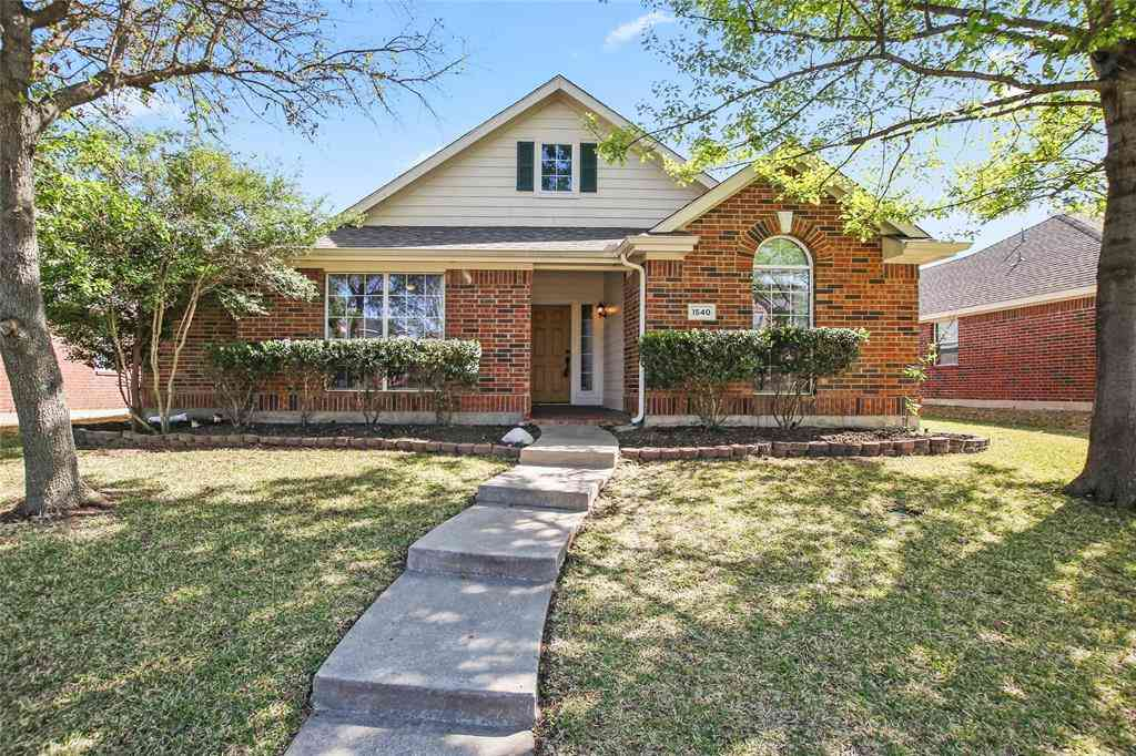 1540 Creek Springs, Allen, TX, 75002,