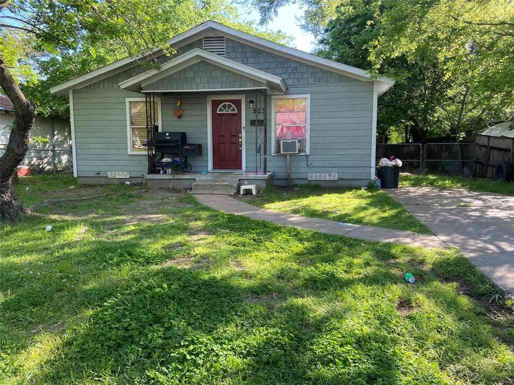 503 Warren Street, Terrell, TX, 75160,