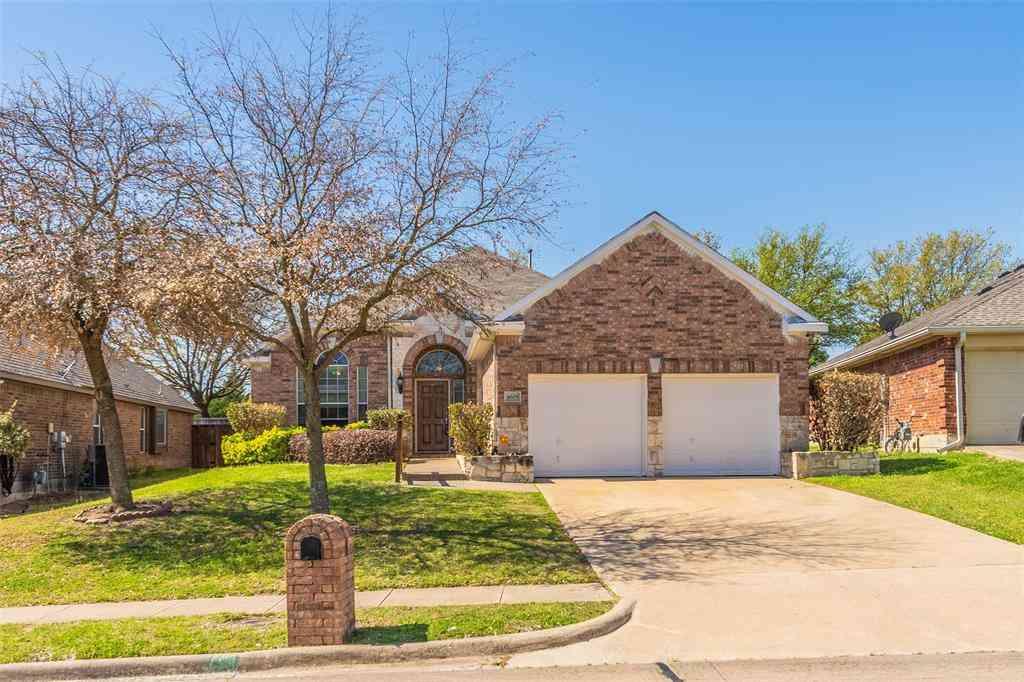 4609 Egret Street, Mesquite, TX, 75181,
