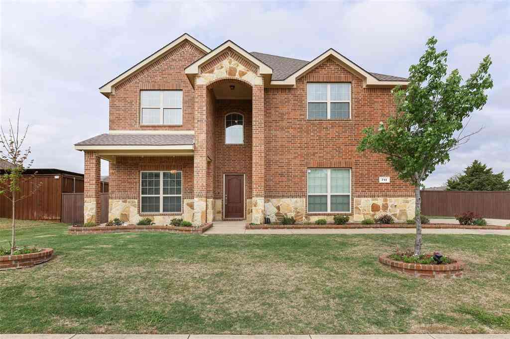 711 Lariat Lane, Wylie, TX, 75098,