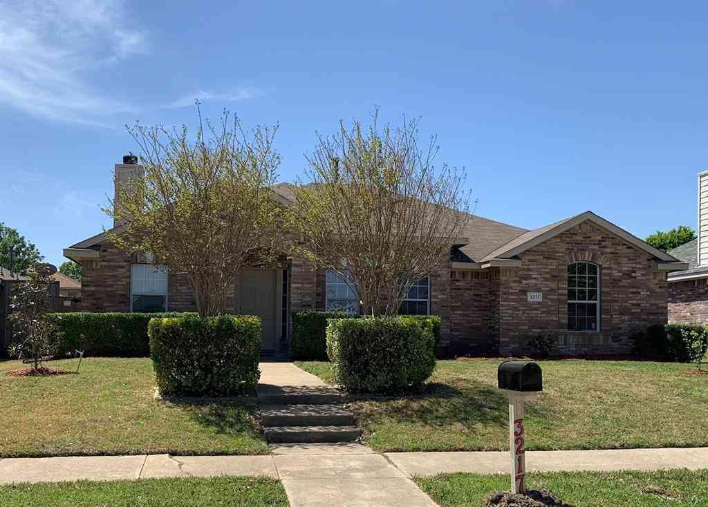 3217 Bent Oak Drive, Mesquite, TX, 75181,
