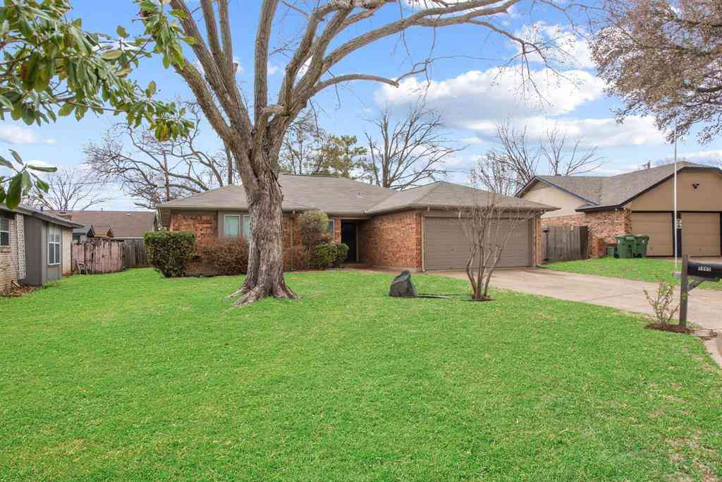 1905 Dartmouth Court, Arlington, TX, 76015,