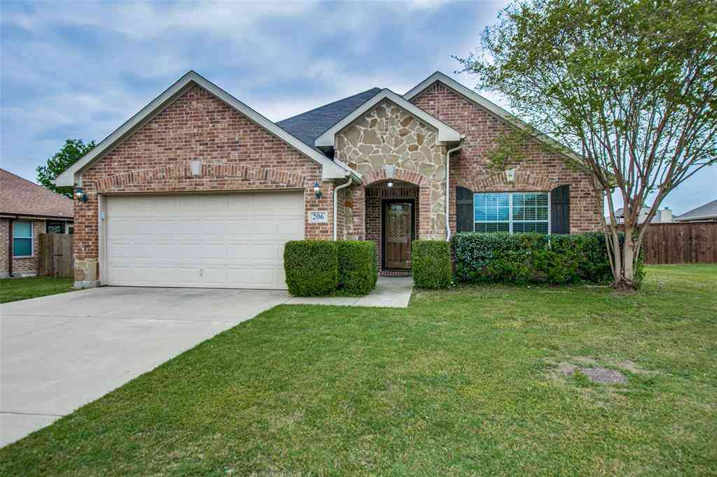 206 Brook Meadow Court, Midlothian, TX, 76065,