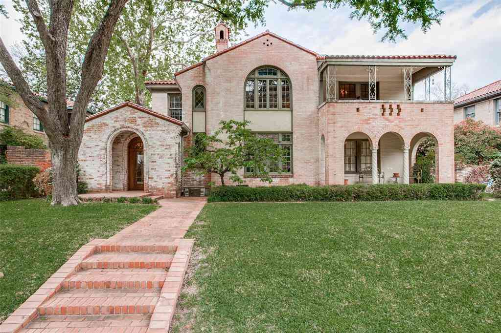 4522 Fairway Avenue, Highland Park, TX, 75219,