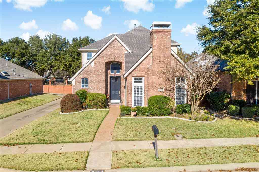 207 Moss Hill Road, Irving, TX, 75063,