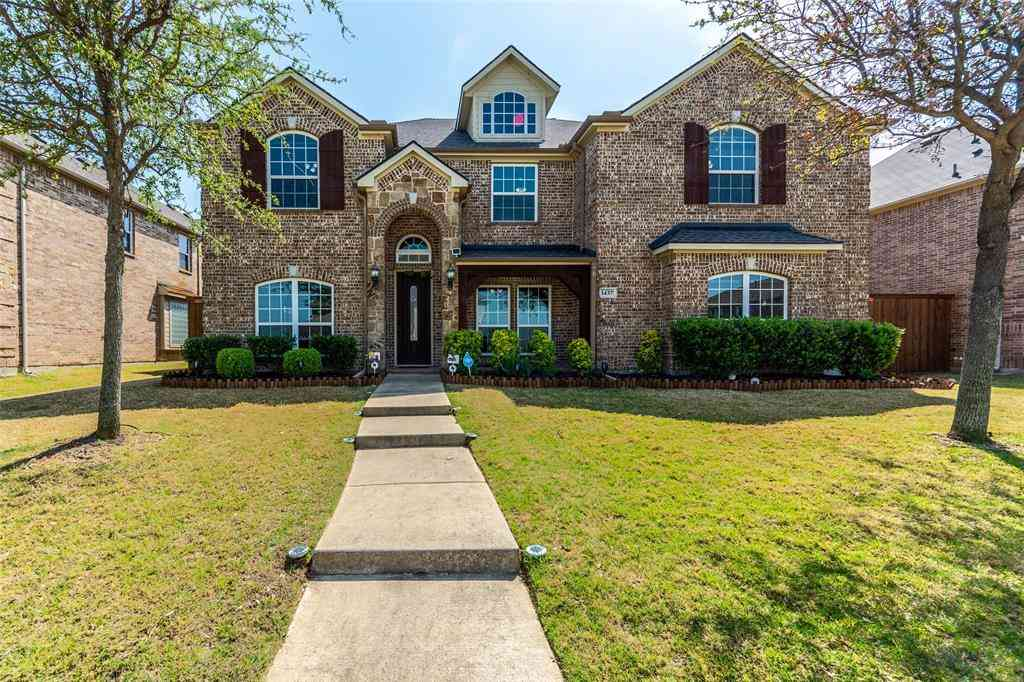 1437 Dutch Hollow Drive, Frisco, TX, 75033,
