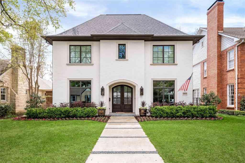 4313 Grassmere Lane, University Park, TX, 75205,