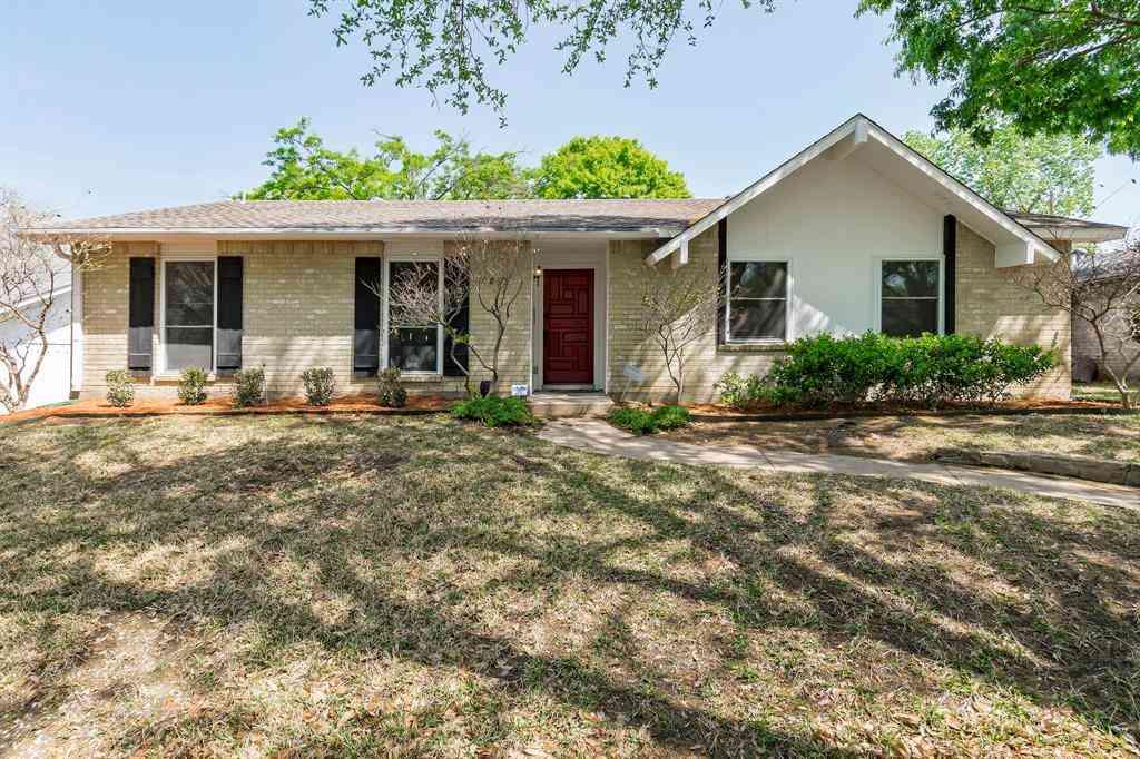 10825 Middle Knoll Drive, Dallas, TX, 75238,