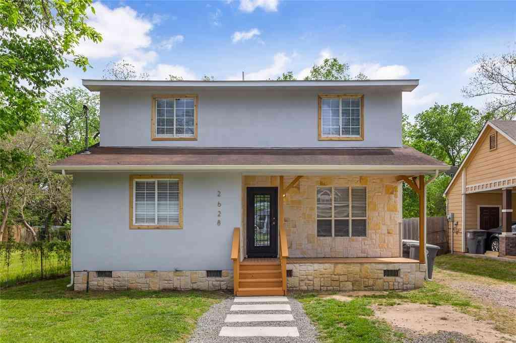 2628 Exline Street, Dallas, TX, 75215,