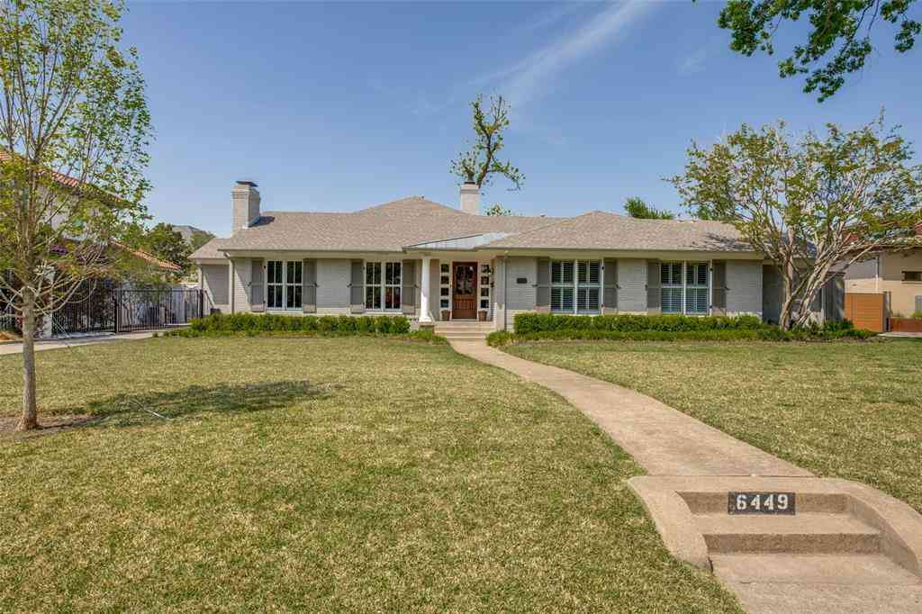 6449 Northport Drive, Dallas, TX, 75230,