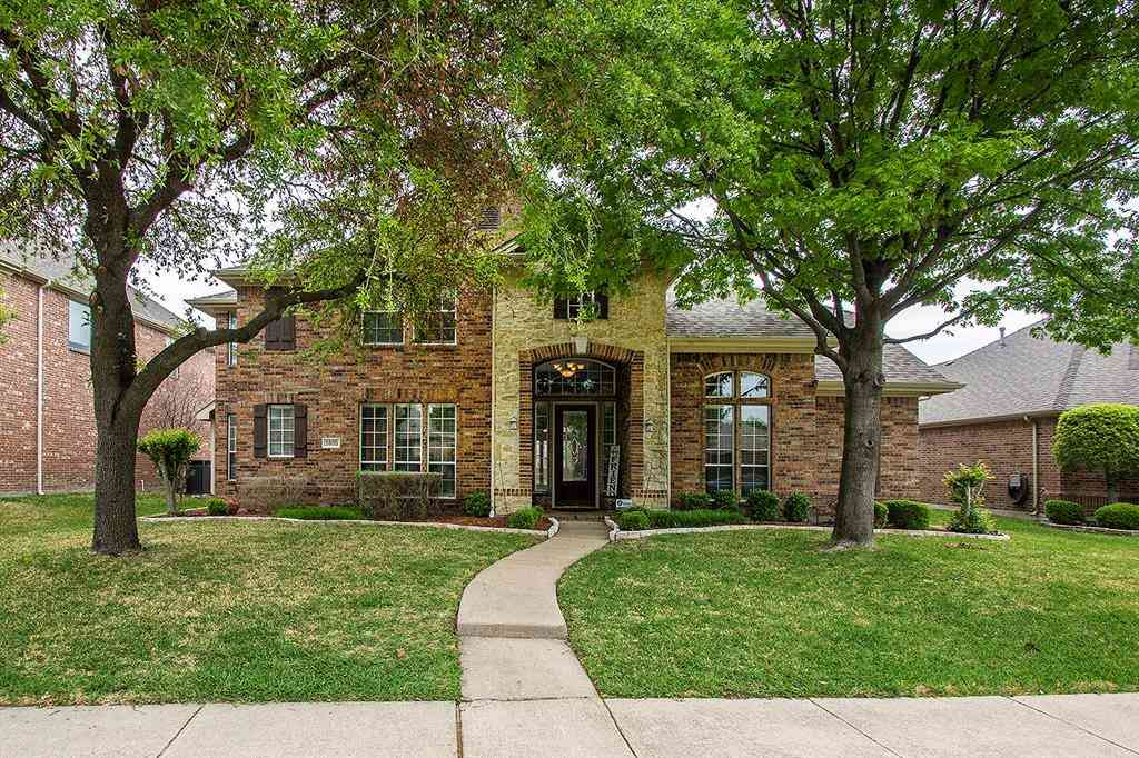 1605 Long Prairie Court, Allen, TX, 75002,