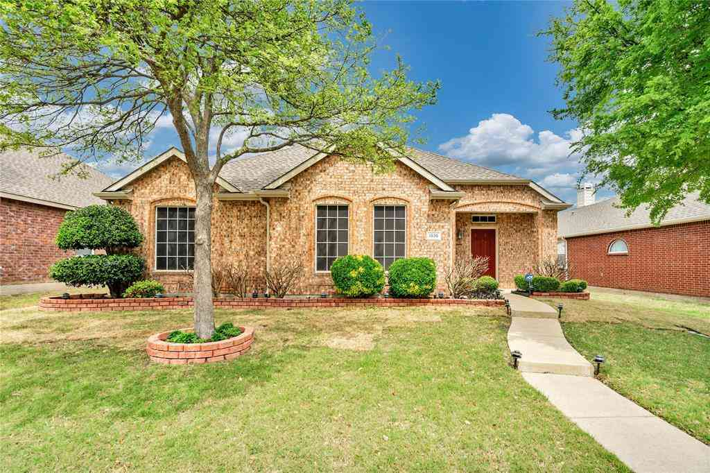 1535 Outerbridge Drive, Allen, TX, 75002,