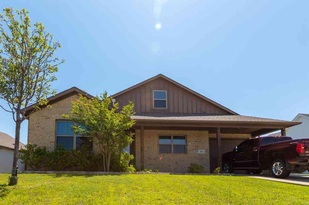 28 Heron Drive, Sanger, TX, 76266,