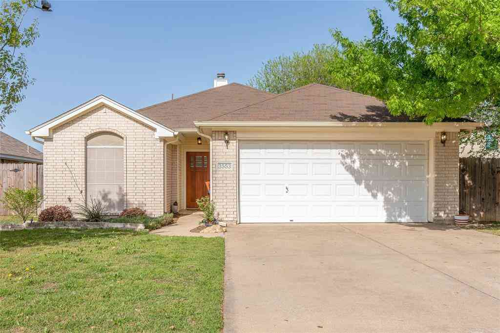 3553 Tommy Watkins Drive, Haltom City, TX, 76117,