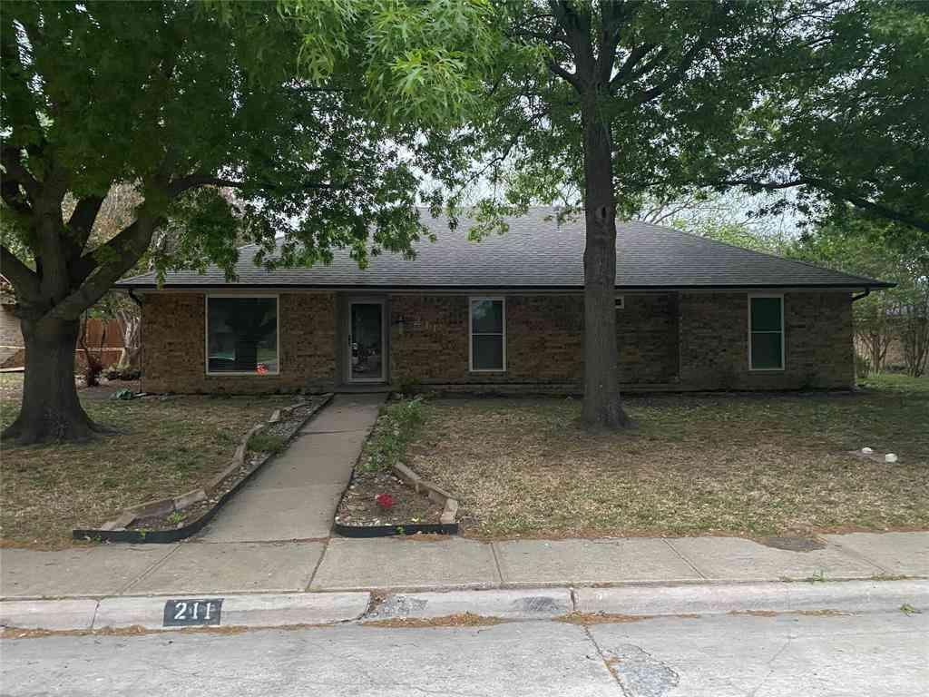 211 Sagebrush Lane, Waxahachie, TX, 75165,