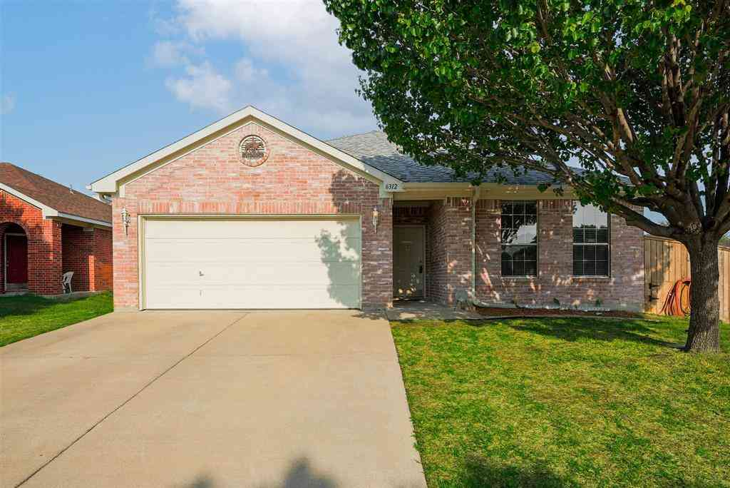 6312 Seal Cove, Fort Worth, TX, 76179,