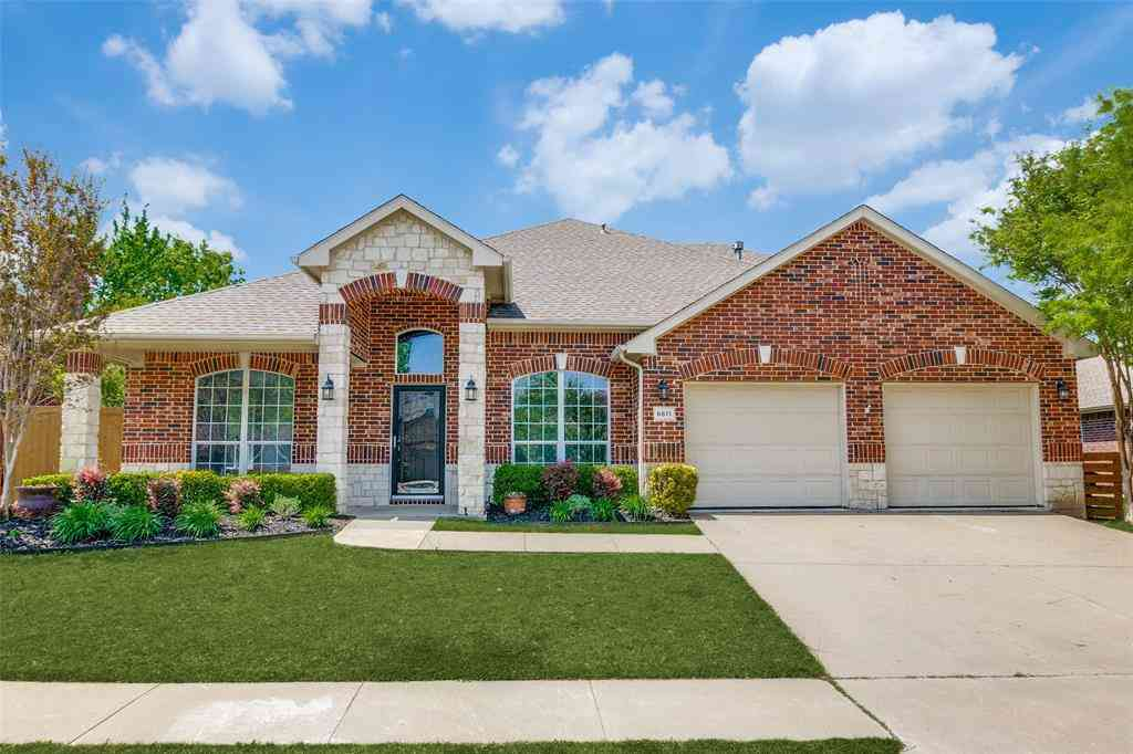 6611 Lake Meadow Lane, Sachse, TX, 75048,