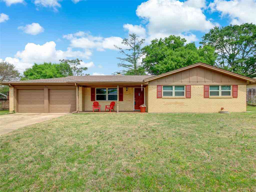 856 Woodcrest Drive, Hurst, TX, 76053,