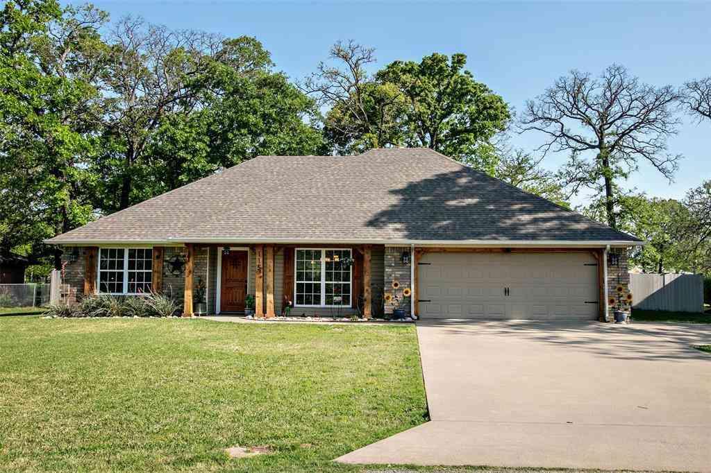115 Towering Oaks Drive, Tool, TX, 75143,