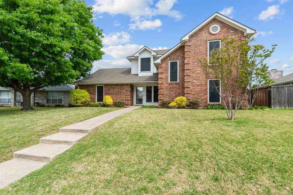 1331 Falcon Drive, Lewisville, TX, 75077,
