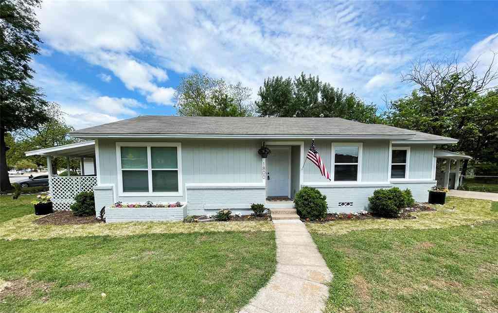 1800 Boyd Street, Denton, TX, 76209,