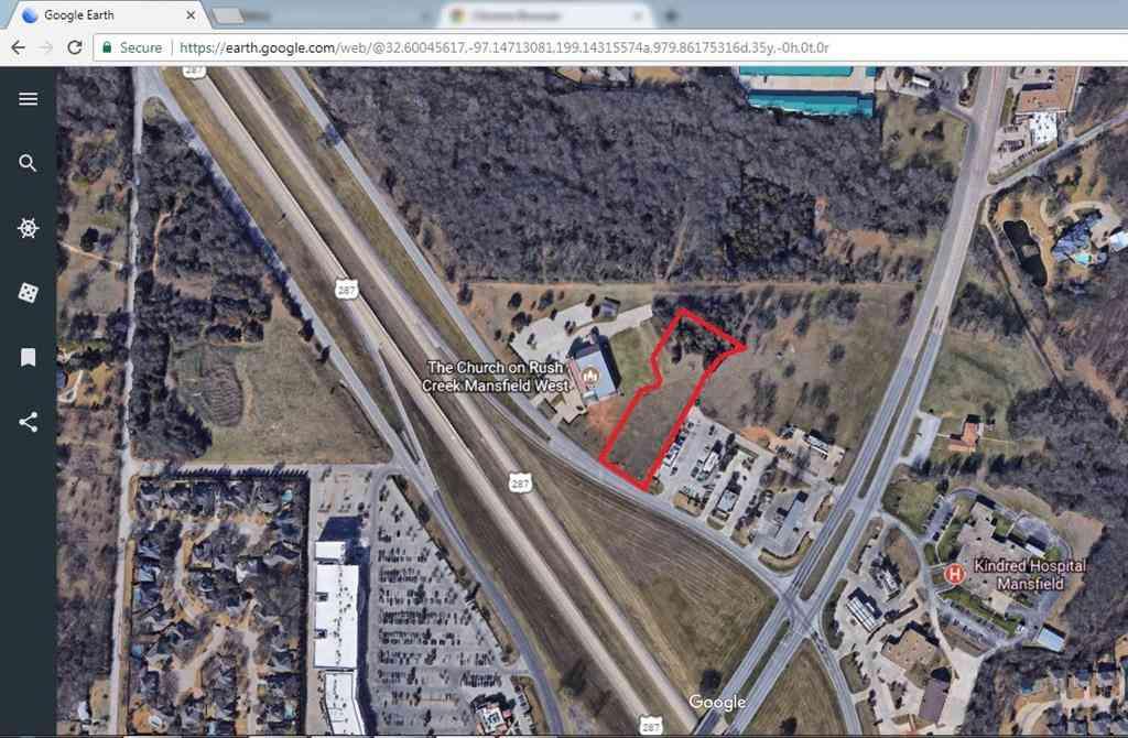 2100 N US Hwy 287, Mansfield, TX, 76063,