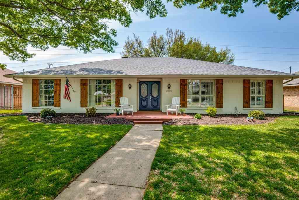 2809 Forest Grove Drive, Richardson, TX, 75080,