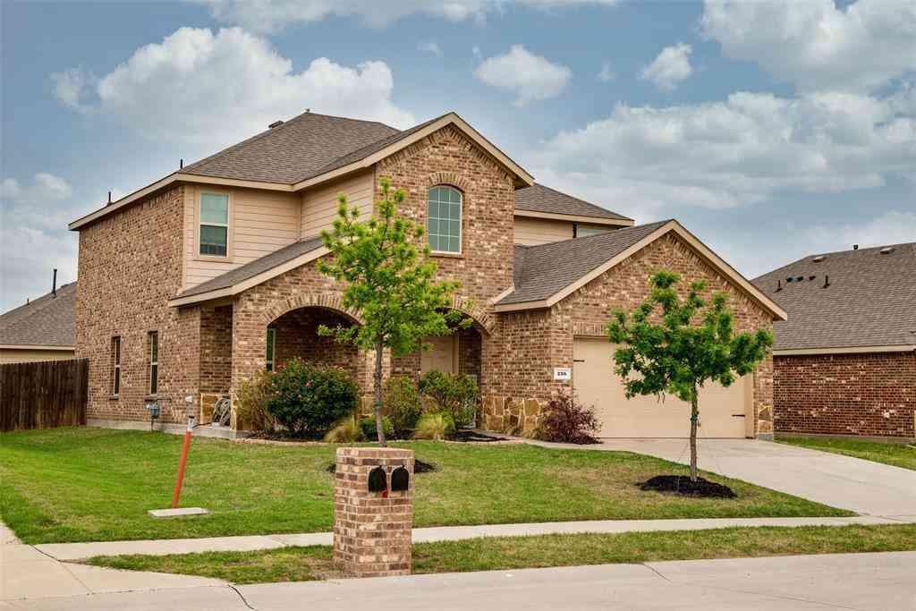 238 Thoroughbred Street, Waxahachie, TX, 75165,