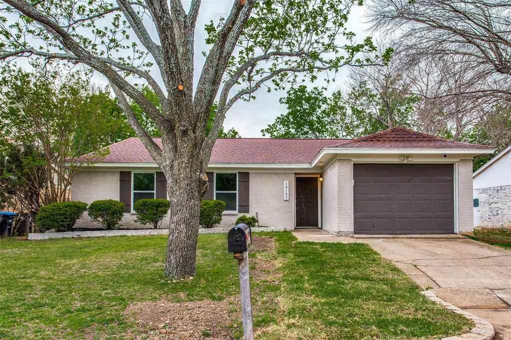 10105 Peppertree Lane, Fort Worth, TX, 76108,