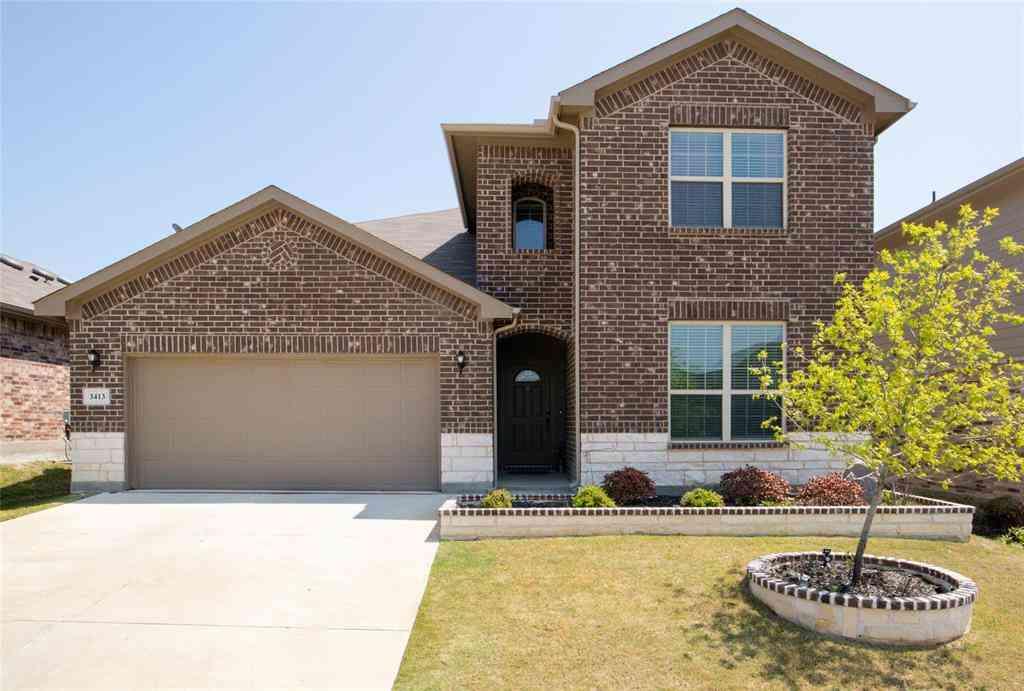 3413 Carmel Hills Drive, Denton, TX, 76208,