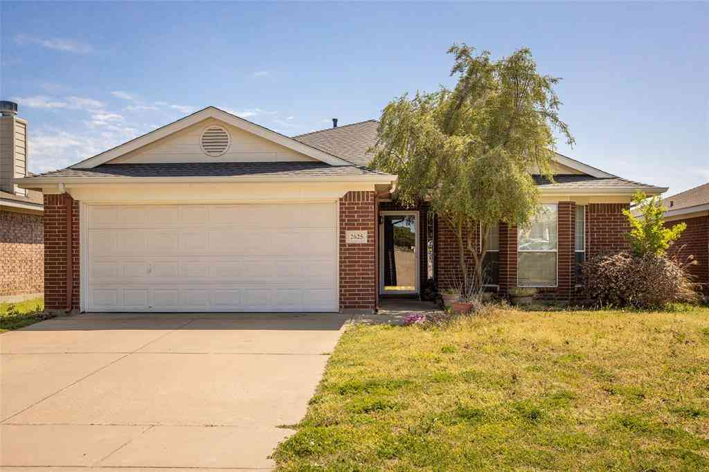 2625 Ensenada Lane, Fort Worth, TX, 76108,