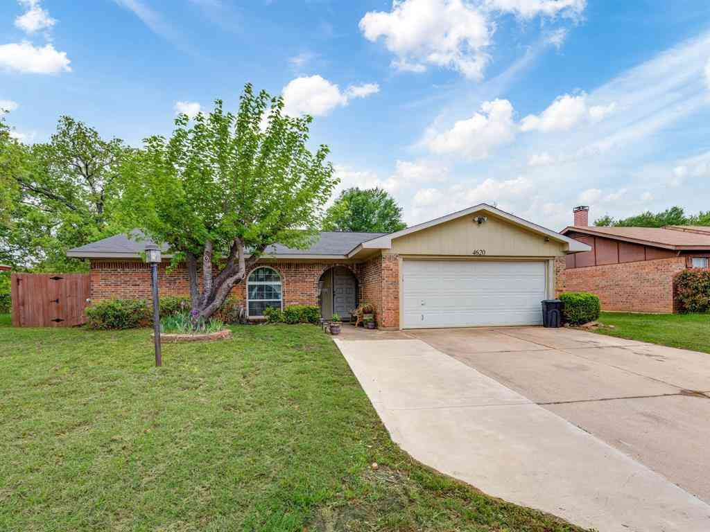 4620 Parkwood Drive, Forest Hill, TX, 76140,