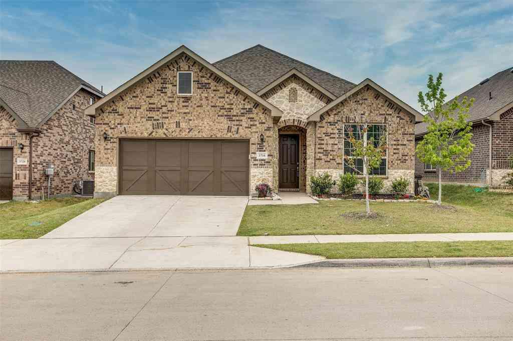 3716 Aspen Brook Lane, Fort Worth, TX, 76244,