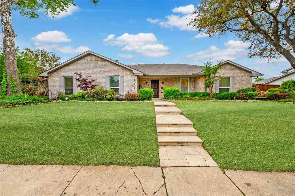 1031 Oxfordshire Drive, Carrollton, TX, 75007,