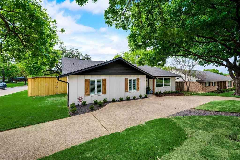 9507 Larchcrest Drive, Dallas, TX, 75238,