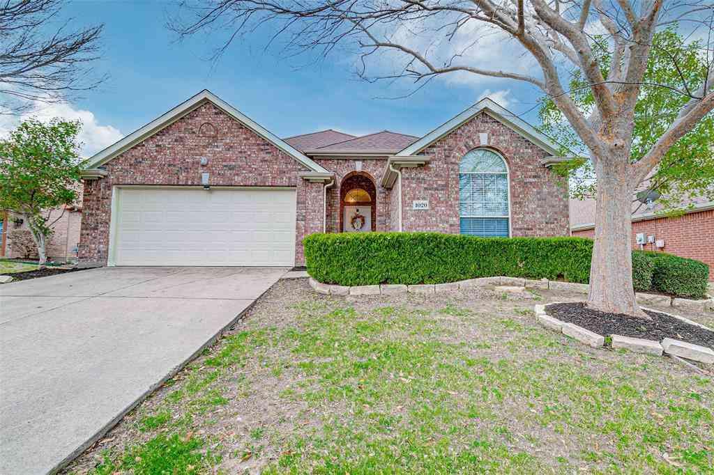 1020 Southfork Drive, Little Elm, TX, 75068,