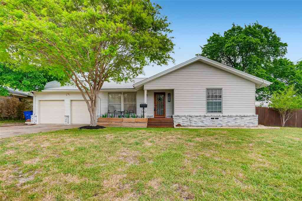 1119 Ryan Avenue, Carrollton, TX, 75006,