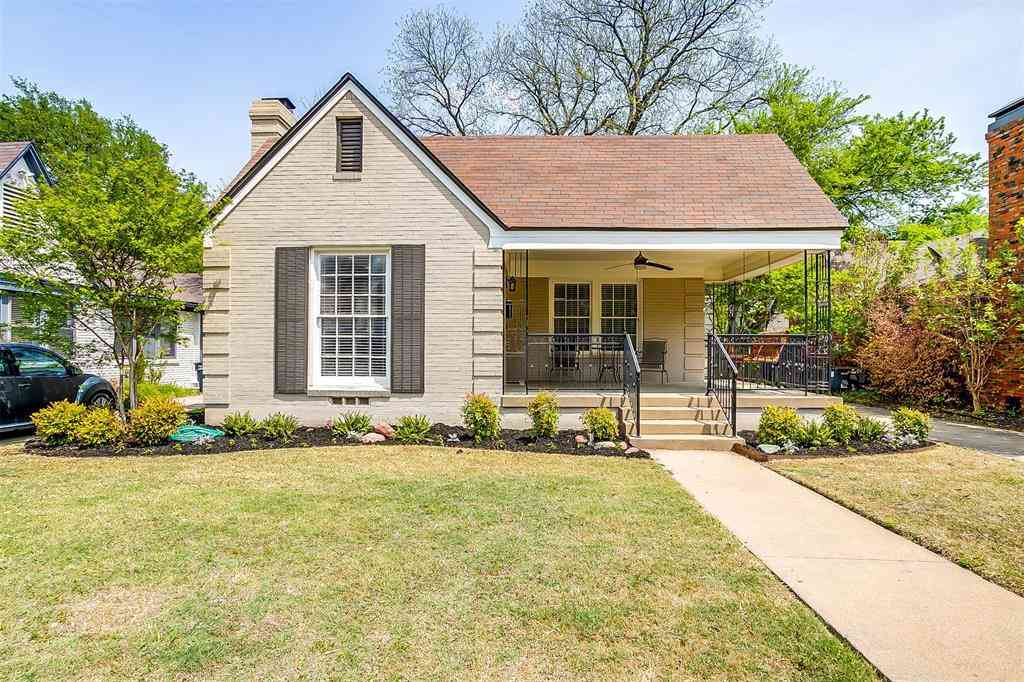 3225 Cockrell Avenue, Fort Worth, TX, 76109,