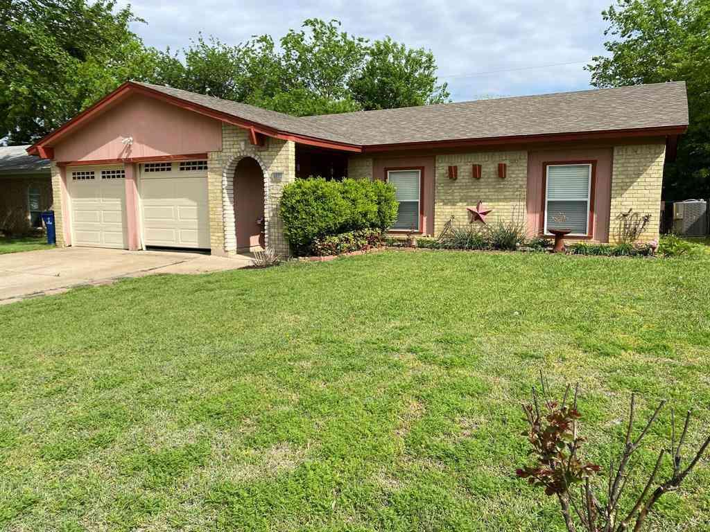 6633 Kitty Drive, Watauga, TX, 76148,