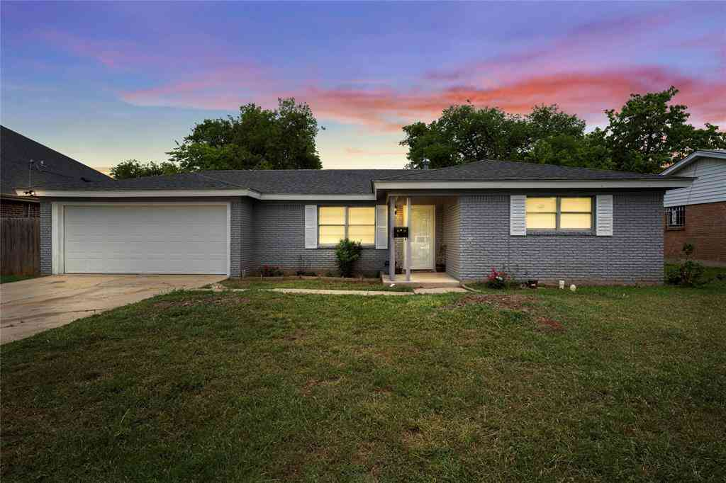 1337 Stafford Drive, Fort Worth, TX, 76134,