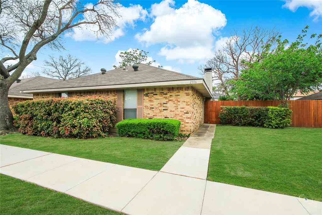 2306 Carol Good Lane, Carrollton, TX, 75006,