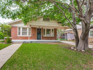 2544 Wabash Avenue, Fort Worth, TX, 76109,
