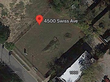4500 Swiss Avenue, Dallas, TX, 75204,
