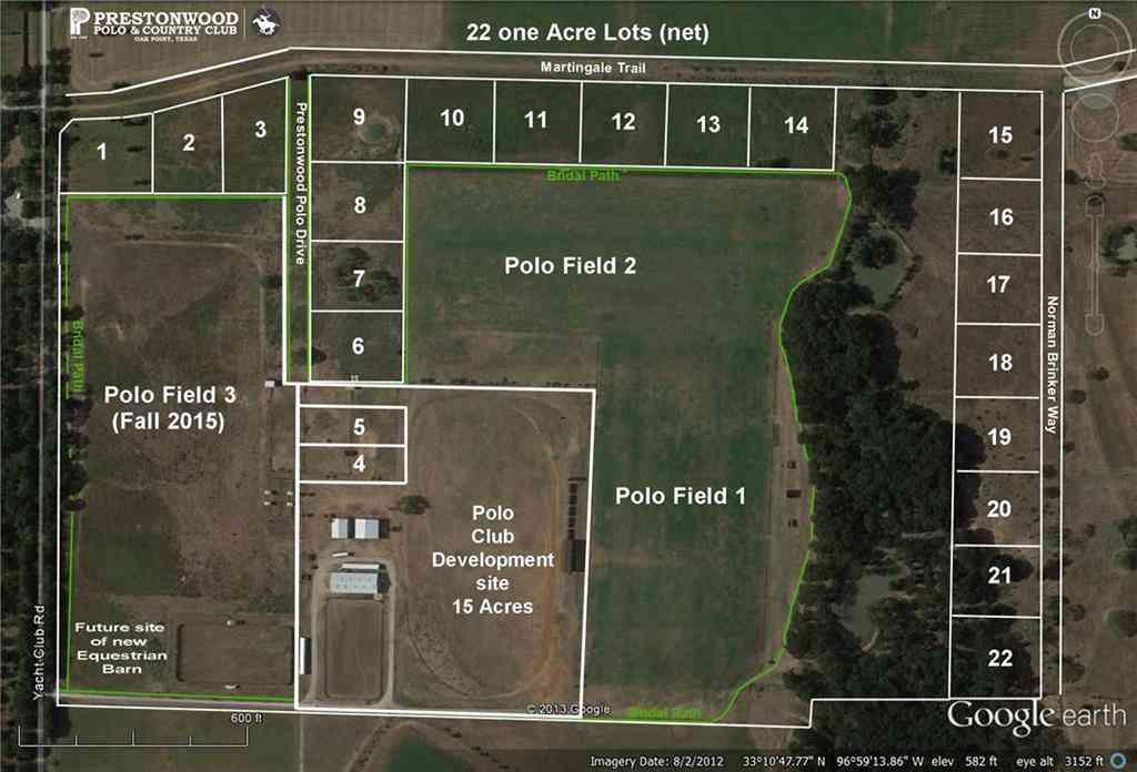 510 Norman Brinker Way, Oak Point, TX, 75068,