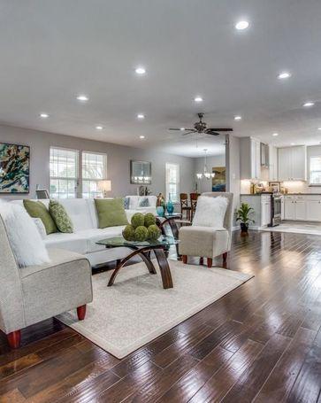 Living Room, 2683 Peavy Road Dallas, TX, 75228