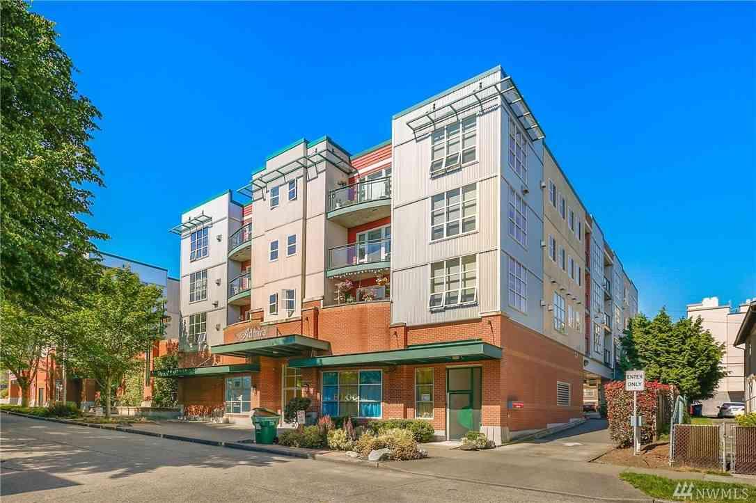 2331 42nd Ave SW #314, Seattle, WA, 98116,