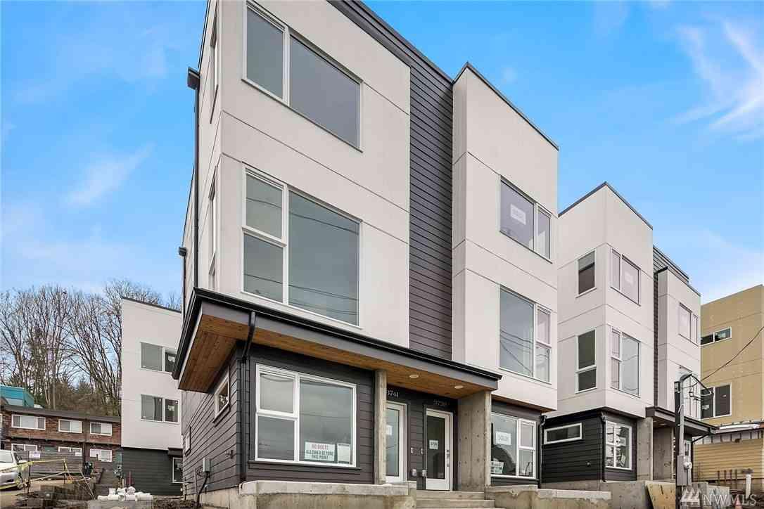 3735 S Dawson St, Seattle, WA, 98118,