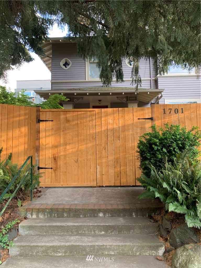 1701 E John Street, Seattle, WA, 98112,